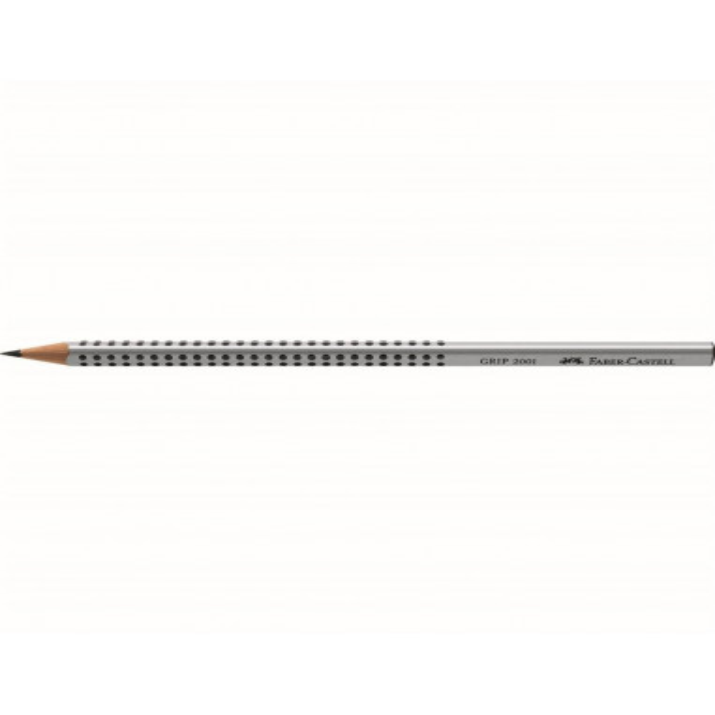 Creion Grafit Grip 2001 Faber-Castell - HB