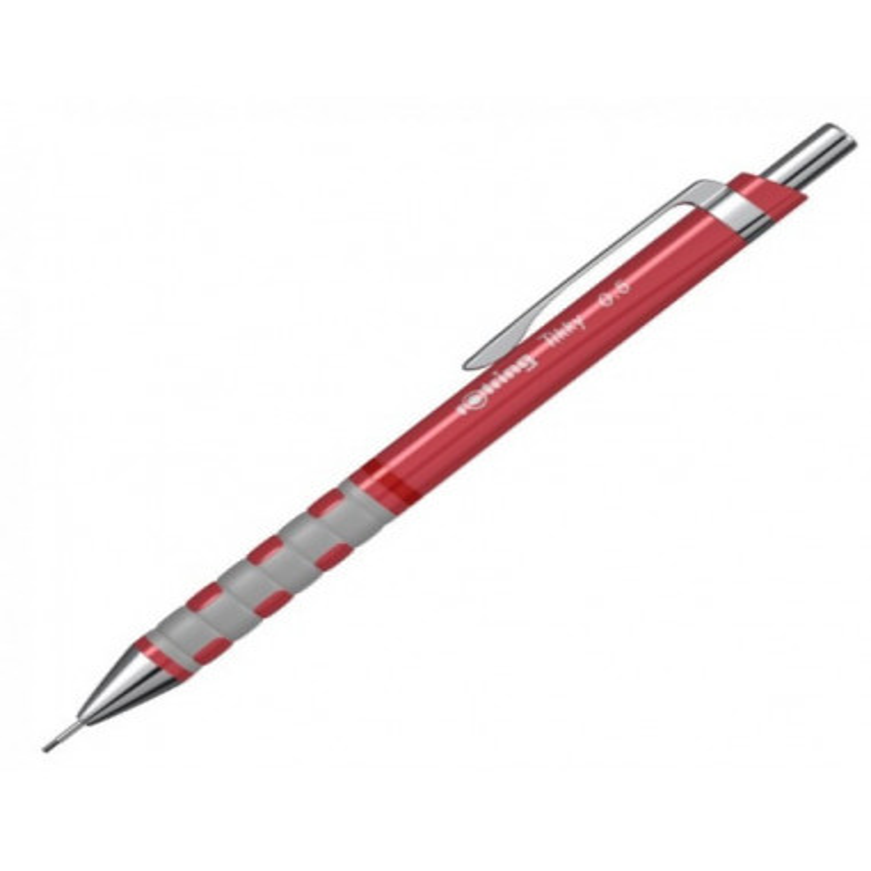 Creion Mecanic Rotring 0.5 mm Tikky 3 - Rosu