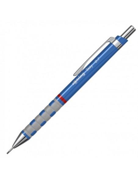 Creion Mecanic Rotring 0.7 mm Tikky 3 - Albastru