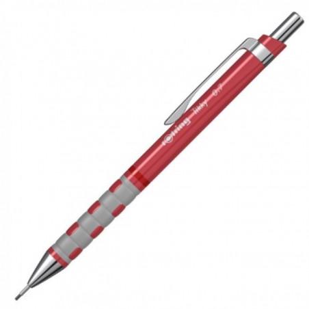 Creion Mecanic Rotring 0.7 mm Tikky 3 - Rosu