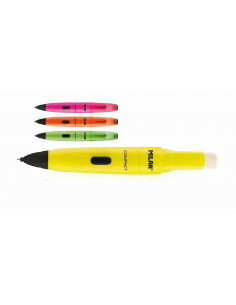 Creion Mecanic Milan Fluo Compact 0.9 Mm