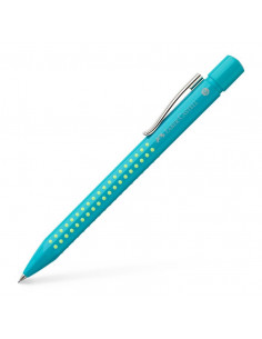 Creion Mecanic Faber-Castell 0.5 mm Grip 2010 - Turcoaz cu Verde