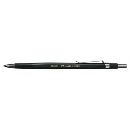 Creion Mecanic Faber-Castell 2 mm Tk 4600 - HB - Negru