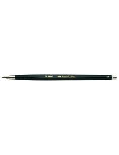 Creion Mecanic Faber-Castell 2 mm Tk 9400 - 2B - Negru