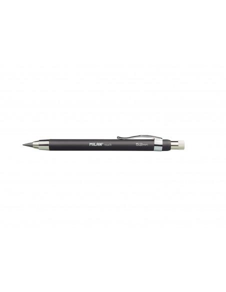 Creion Mecanic Milan Metal 5.2 mm - Maro