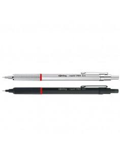 Creion Mecanic Rotring 0.5 mm Rapid Pro - Argintiu