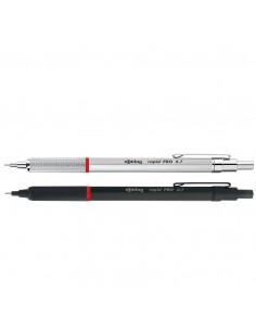 Creion Mecanic Rotring 0.7 mm Rapid Pro - Argintiu