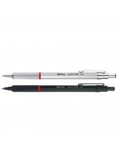 Creion Mecanic Rotring 2.0 mm Rapid Pro - Argintiu
