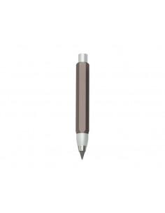 Creion mecanic 4B Worther Compact, corp din aluminiu anodizat