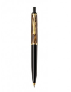 Pix Classic K200 Accesorii Placate Cu Aur Corp Brown Marbled