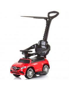 Masinuta de impins Chipolino Mercedes AMG GLE 63 Coupe red cu