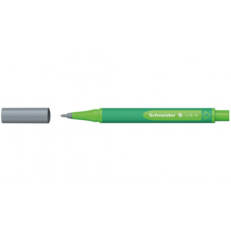 Liner Schneider Link-It 1.0 mm Gri-Argint