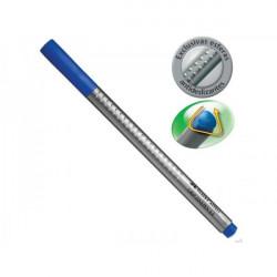 Liner 0.4 mm Grip Faber-Castell Albastru