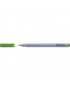Liner 0.4 mm Grip Faber-Castell Verde Iarba