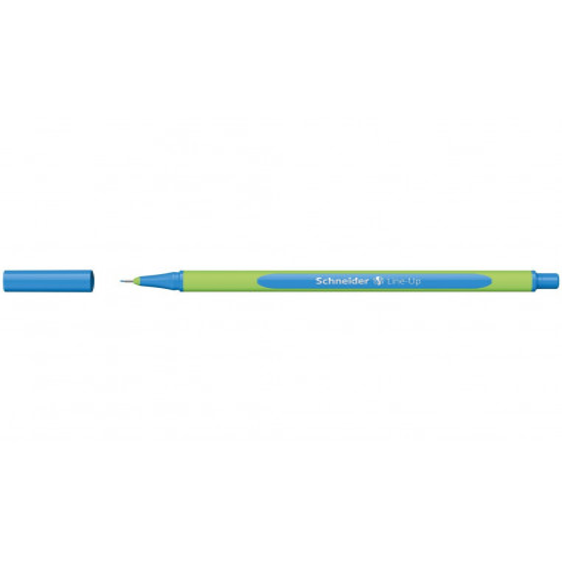 Liner 0.4 mm Schneider Line-Up Bleu-Azur