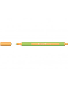 Liner 0.4 mm Schneider Line-Up Orange-Neon
