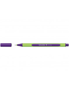 Liner 0.4 mm Schneider Line-Up Violet