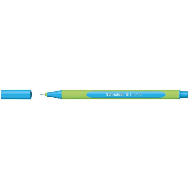 Liner 0.4 mm Schneider Line-Up Bleu