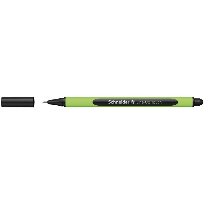 Liner 0.4 mm Schneider Line-Up Touch Negru