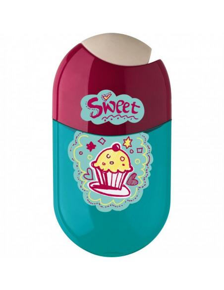 Ascutitoare Faber-Castell Cupcake Cu Radiera