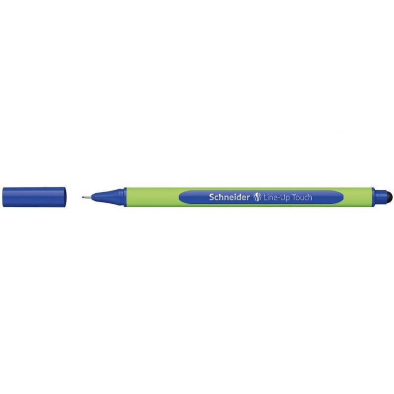 Liner 0.4 mm Schneider Line-Up Touch Albastru