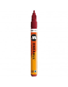 Marker acrilic Molotow ONE4ALL™ 127HS, 2 mm, burgundy
