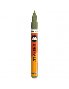 Marker acrilic Molotow ONE4ALL™ 127HS, 2 mm, amazonas light