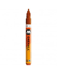 Marker acrilic Molotow ONE4ALL™ 127HS, 2 mm, lobster