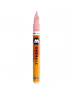 Marker acrilic Molotow ONE4ALL™ 127HS, 2 mm, skin pastel