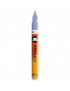 Marker acrilic Molotow ONE4ALL™ 127HS, 2 mm, blue violett pastel