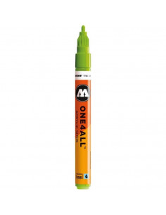 Marker acrilic Molotow ONE4ALL™ 127HS, 2 mm, grasshopper