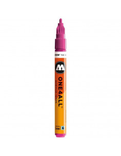 Marker acrilic Molotow ONE4ALL™ 127HS, 2 mm, magenta