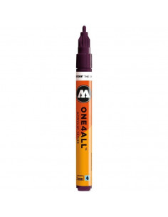 Marker acrilic Molotow ONE4ALL™ 127HS, 2 mm, purple violet