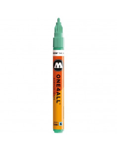 Marker acrilic Molotow ONE4ALL™ 127HS, 2 mm, calypso middle