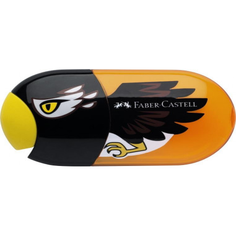 Ascutitoare Faber-Castell Vultur Cu Radiera