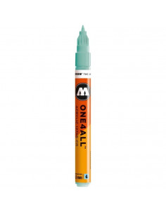 Marker acrilic Molotow ONE4ALL™127HS-CO, 1.5 mm, lago blue pastel