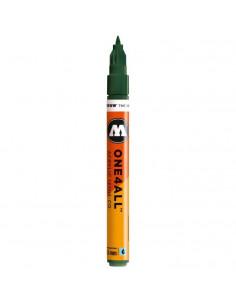 Marker acrilic Molotow ONE4ALL™127HS-CO, 1.5 mm, future green