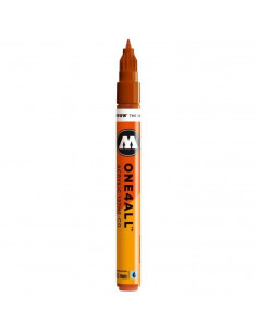 Marker acrilic Molotow ONE4ALL™127HS-CO, 1.5 mm, lobster