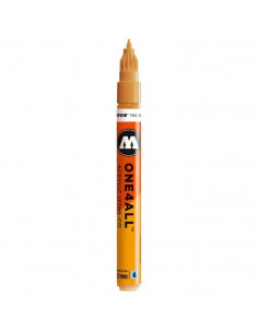 Marker acrilic Molotow ONE4ALL™127HS-CO, 1.5 mm, ocher brown light