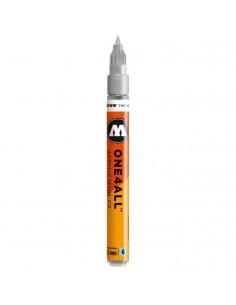 Marker acrilic Molotow ONE4ALL™127HS-CO, 1.5 mm, metallic silver