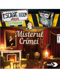 Extindere joc Noris Escape Room Misterul Crimei