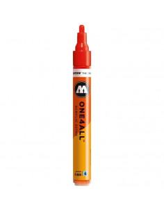 Marker acrilic Molotow ONE4ALL™ 227HS, 4 mm, traffic red