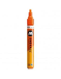 Marker acrilic Molotow ONE4ALL™ 227HS, 4 mm, dare orange