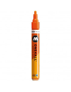 Marker acrilic Molotow ONE4ALL™ 227HS, 4 mm, dare orange