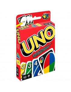 Carti de joc Mattel Games Uno Clasic