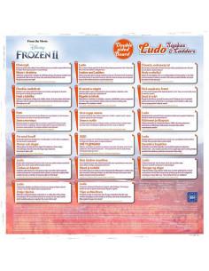 Joc Trefl Disney Frozen 2, Serpisori si scari 2 in 1