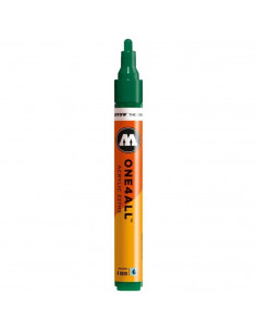 Marker acrilic Molotow ONE4ALL™ 227HS, 4 mm, MISTER GREEN