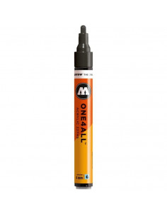Marker acrilic Molotow ONE4ALL™ 227HS, 4 mm, signal black