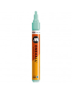 Marker acrilic Molotow ONE4ALL™ 227HS, 4 mm, lago blue pastel