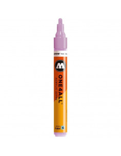 Marker acrilic Molotow ONE4ALL™ 227HS, 4 mm, lilac pastel